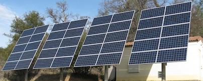 Optimum Tilt of Solar Panels
